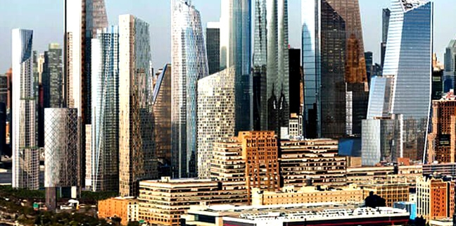 Hudson Yards - New York - Metropolitan Air Technology