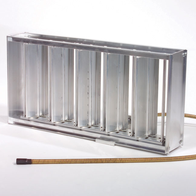 Roto-Twist® Cable Operated Dampers - Metropolitan Air Technology