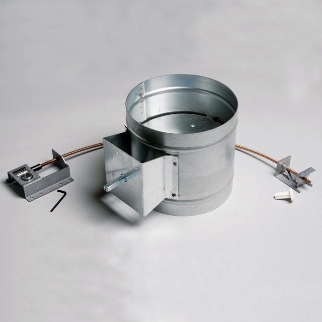 Remotely Operated Balancing Dampers - Metropolitan Air Technology